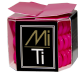 Mi Ti - NEON PINK - Pack of 3